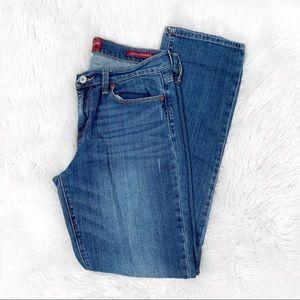 Lucky Brand Sophia Straight Leg Jeans